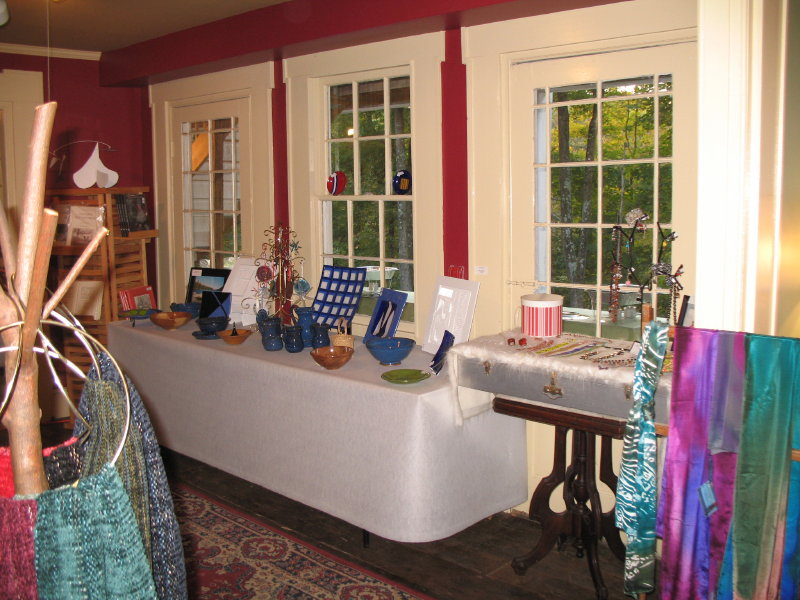 33rd Annual Columbus Day Weekend Arts and Fine Crafts Show Continued!
