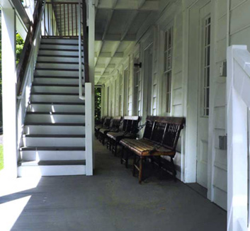 The Merwinsville Hotel Restoration